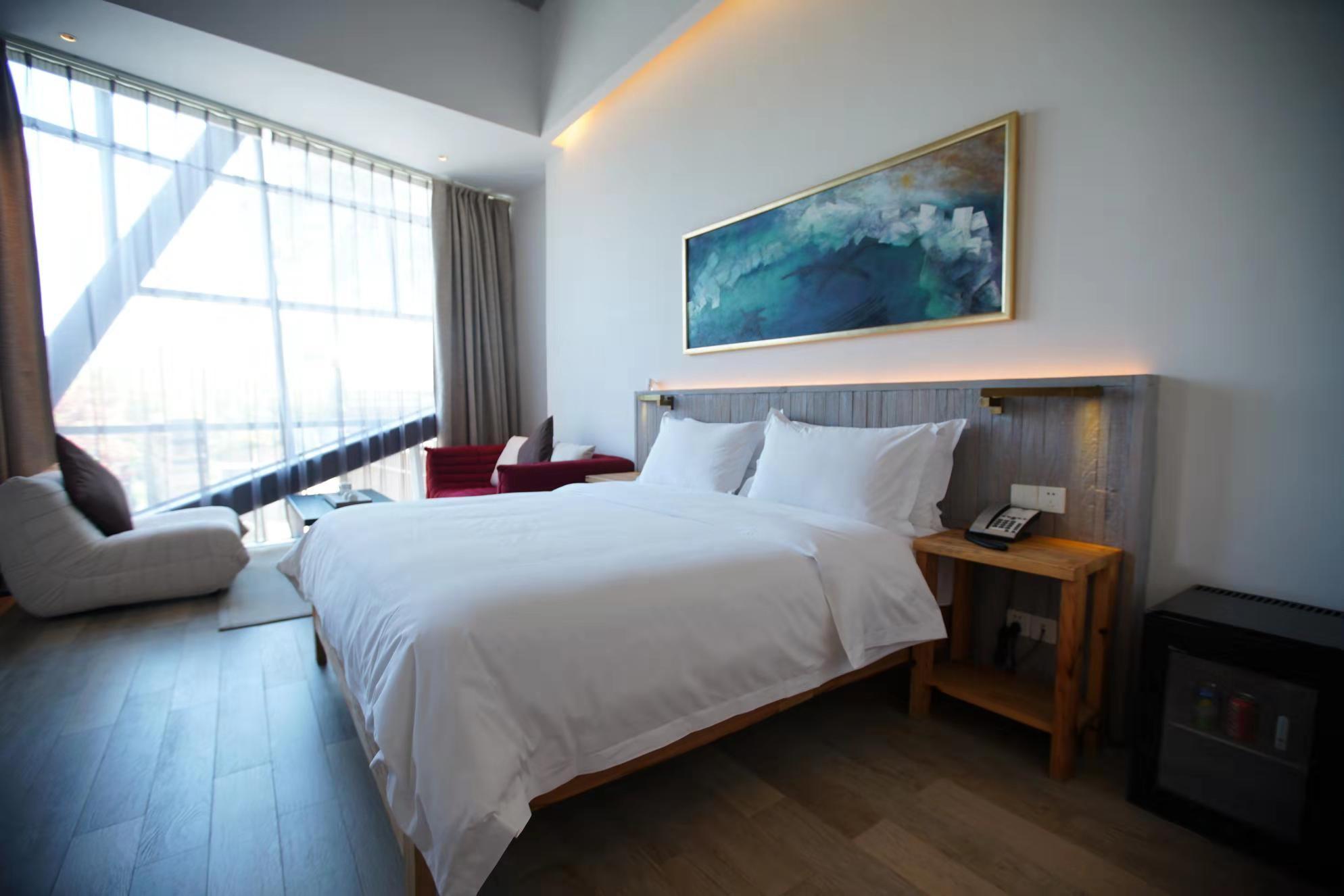 黄山山水间喜新恋旧酒店