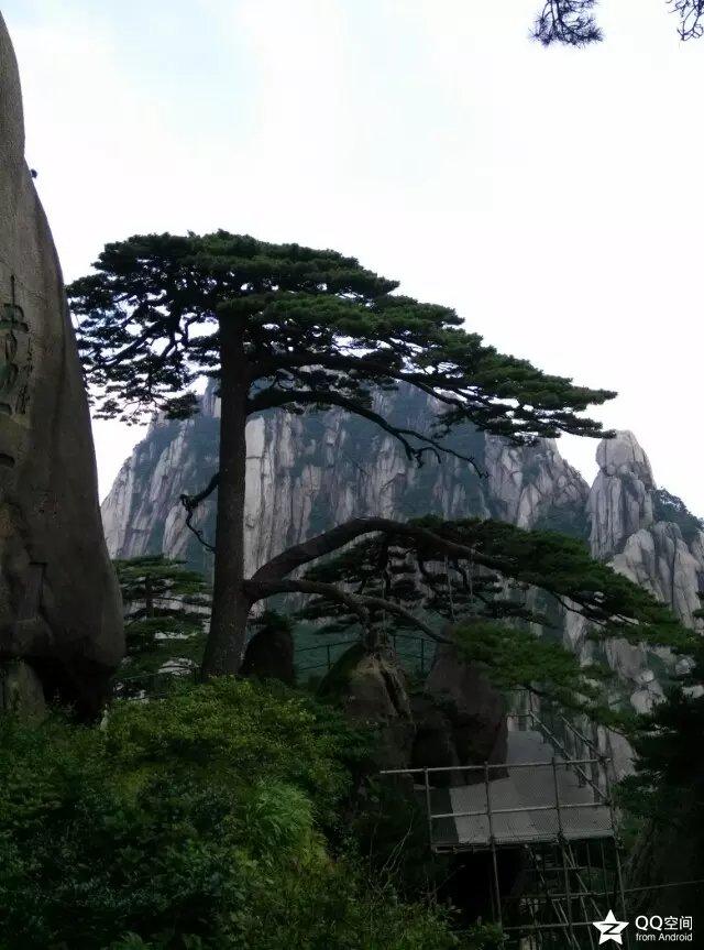 黄山顶1晚、西海大峡谷+黟县古村落